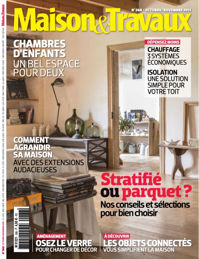 maison travaux magazine great vanessa faivre dans maison u travaux octnov with maison travaux. Black Bedroom Furniture Sets. Home Design Ideas