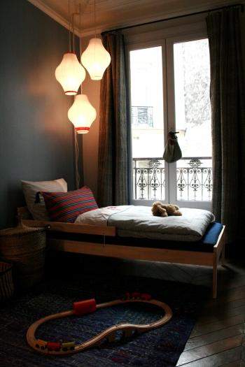46m paris 9e am nag et d cor par la d coratrice d int rieur vanessa faivre. Black Bedroom Furniture Sets. Home Design Ideas