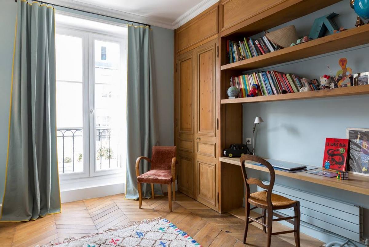 160 m paris 10e am nag et d cor par la d coratrice d int rieur vanessa faivre. Black Bedroom Furniture Sets. Home Design Ideas