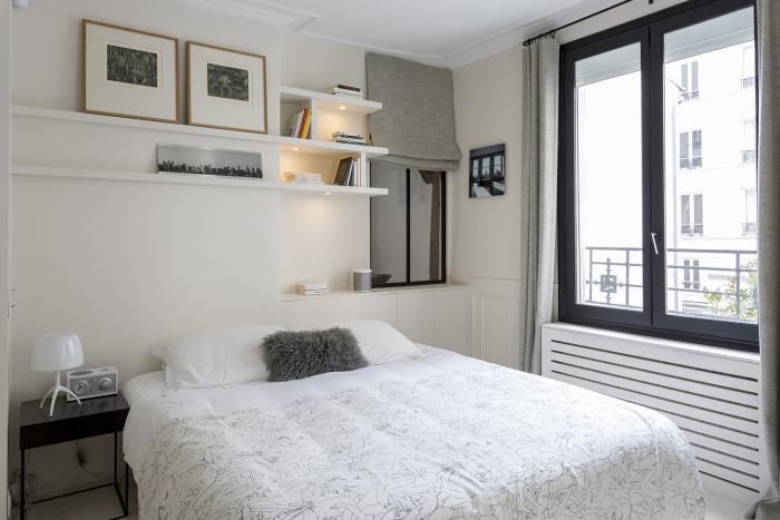 chambre am nag et d cor par la d coratrice d int rieur vanessa faivre. Black Bedroom Furniture Sets. Home Design Ideas