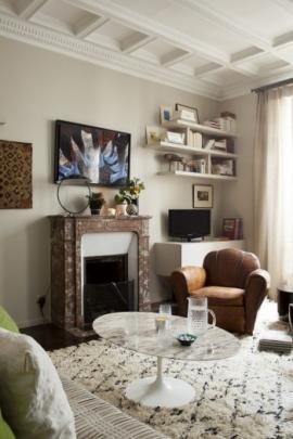 75m paris 9e am nag et d cor par la d coratrice d int rieur vanessa faivre. Black Bedroom Furniture Sets. Home Design Ideas