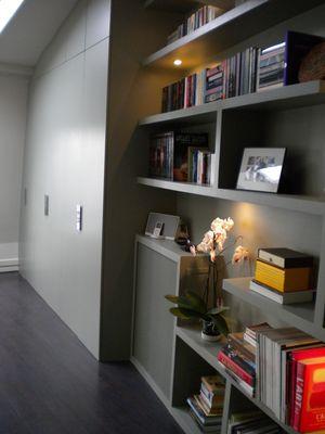 85m paris 15e am nag et d cor par la d coratrice d int rieur vanessa faivre. Black Bedroom Furniture Sets. Home Design Ideas